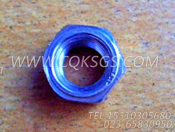 219138六角螺母,用于康明斯KTA19-C525柴油机排气歧管和增压器安装组,【通化60T】配件-0