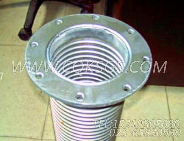 203555排气波纹管,用于康明斯NTA855-G2-CE170动力排气波纹管组,【挖掘机】配件-0