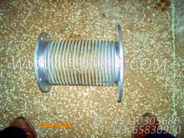 203555排气波纹管,用于康明斯NTA855-P400柴油发动机排气波纹管组,【水泵机组】配件-1