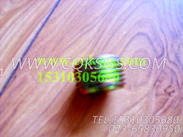 3013786管塞,用于康明斯KTA38-C1200柴油发动机前齿轮室组,【供液泵车】配件-2