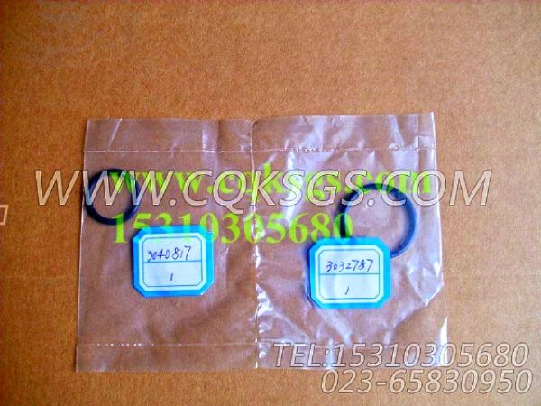 3032787O型密封圈,用于康明斯M11-310主机机油盘组,【船机】配件-0