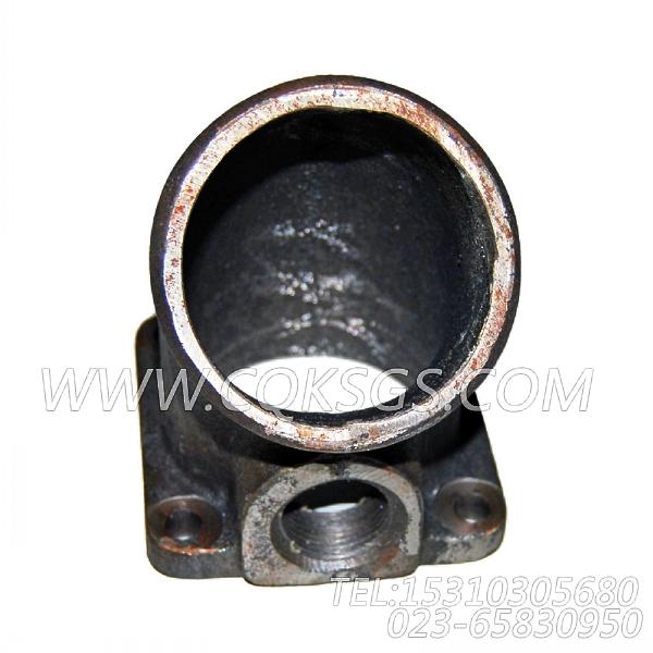 3001351进水管接头,用于康明斯KTA19-G3主机进水接头组,【柴油发电】配件-0