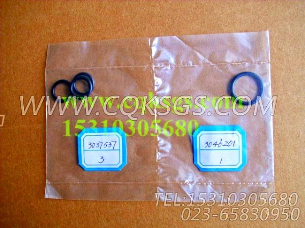 3046201O型圈,用于康明斯KTA19-G4(M)动力机油尺管组,【抽沙船用】配件-1
