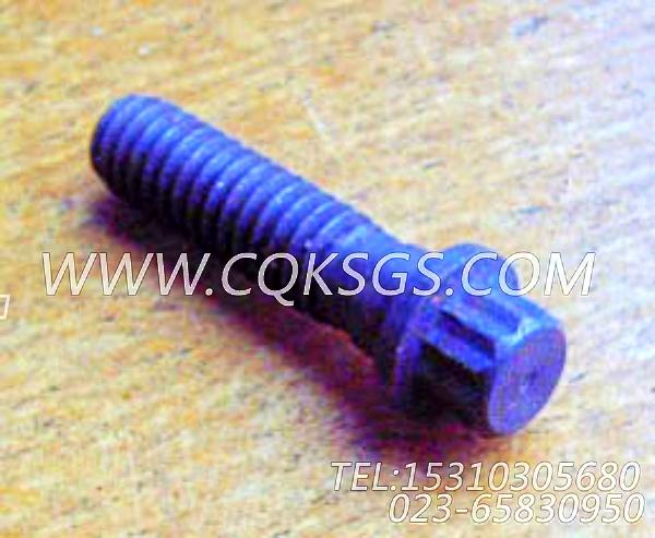 3001811十二角螺栓,用于康明斯KTA19-C525柴油机基础件(船检)组,【高原】配件-1
