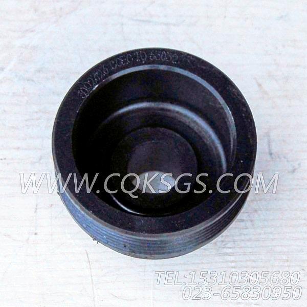 3002323发电机皮带轮,用于康明斯KTA19-G3动力发电机安装组,【发电机组】配件