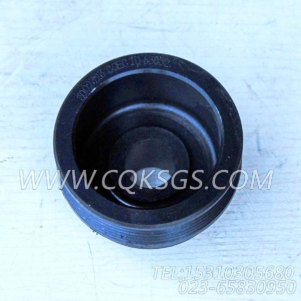 3002323发电机皮带轮,用于康明斯KTA19-G3动力发电机安装组,【发电机组】配件-2