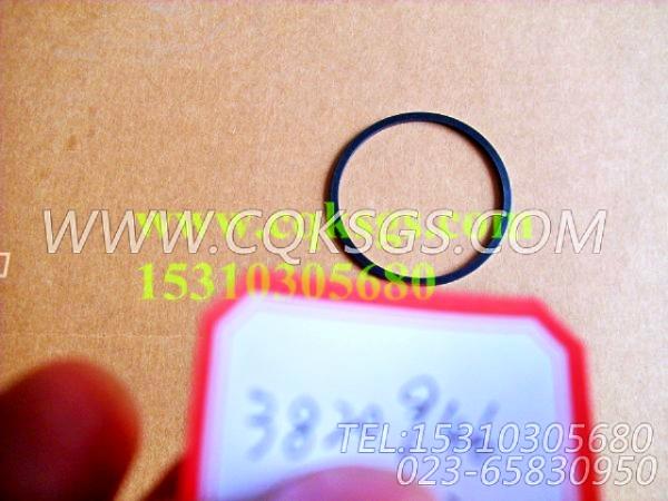 3820946矩形密封圈,用于康明斯M11-C300主机气缸体组,【履带式装载机】配件-0