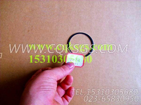 3820946矩形密封圈,用于康明斯ISM320V主机气缸体组,【船用主机】配件-1