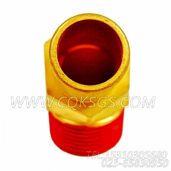 3003536增压器回油弯管,用于康明斯NTC-290动力增压器安装组,【高空作业车】配件