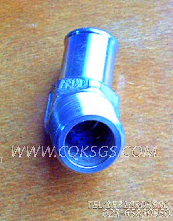 3003536增压器回油弯管,用于康明斯NTC-290动力增压器安装组,【高空作业车】配件-1