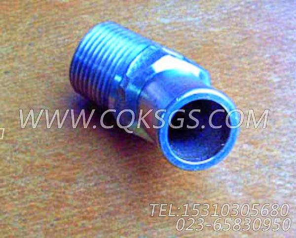 3003536增压器回油弯管,用于康明斯NTC-290动力增压器安装组,【高空作业车】配件-2