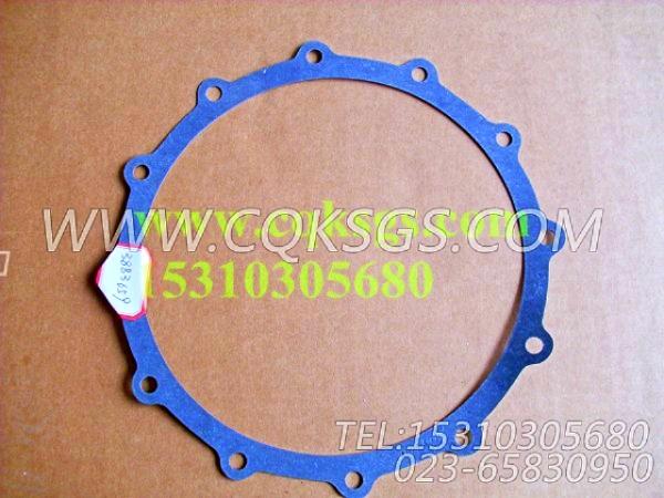 3883659衬垫,用于康明斯MTA11-G2发动机飞轮壳组,【船舶用】配件-0