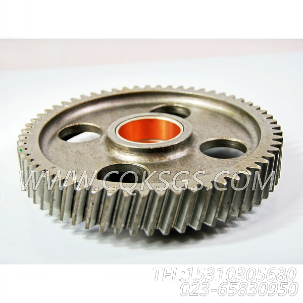 3004684凸轮轴中间齿轮,用于康明斯KTA19-M500主机基础件组,【船用】配件-1