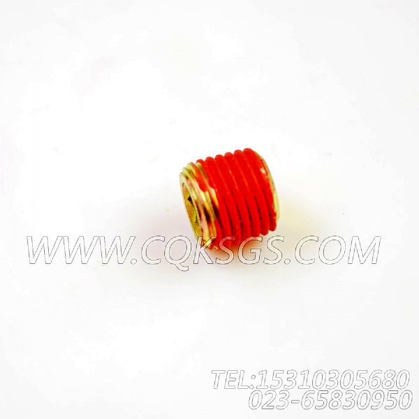 3008466管塞,用于康明斯KTA38-G2-660KW柴油发动机前齿轮室盖组,【发电用】配件-1