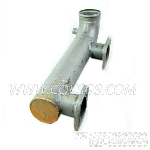 3008862出水管接头,用于康明斯KTA19-P540主机出水管接头组,【消防泵】配件