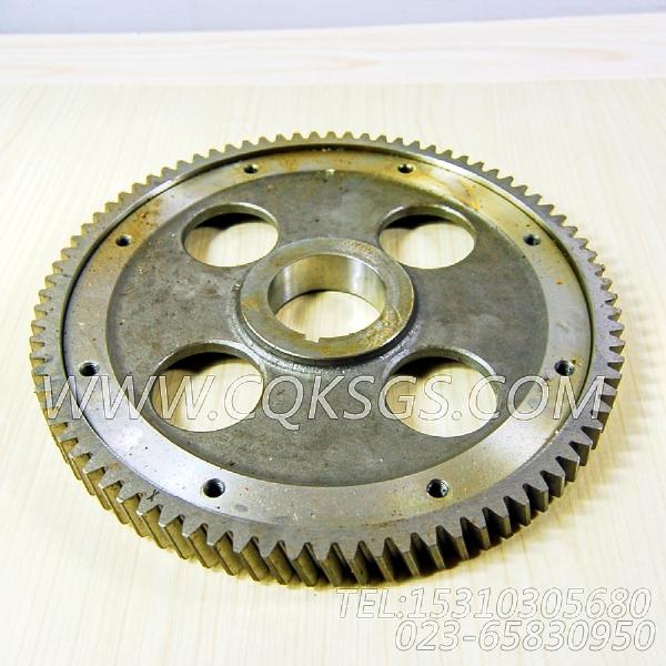 3008970凸轮轴齿轮,用于康明斯KT19-M425柴油发动机性能件组,【船用主机】配件