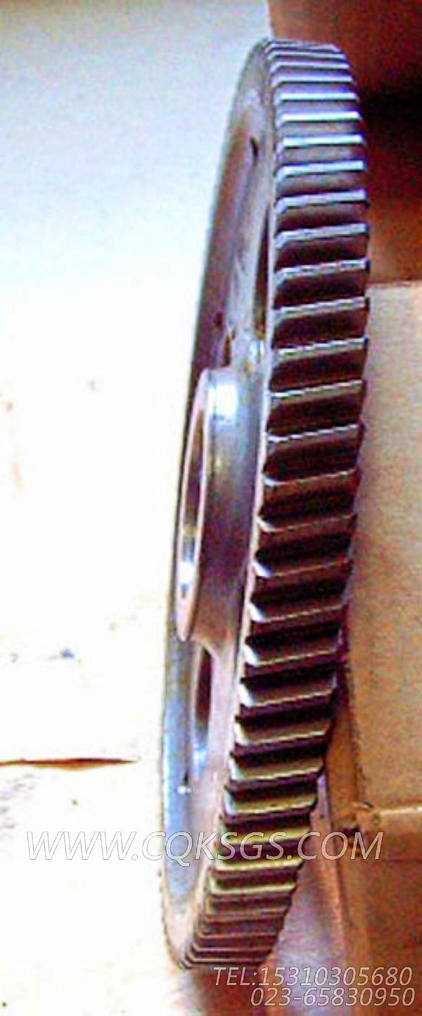 3008970凸轮轴齿轮,用于康明斯KTA19-G4(M)发动机性能件组,【船用】配件-1