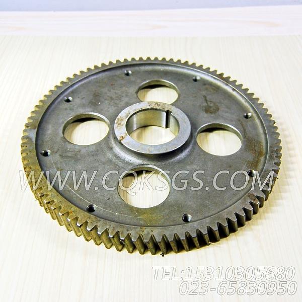 3008970凸轮轴齿轮,用于康明斯KTA19-G4(M)发动机性能件组,【船用】配件-2