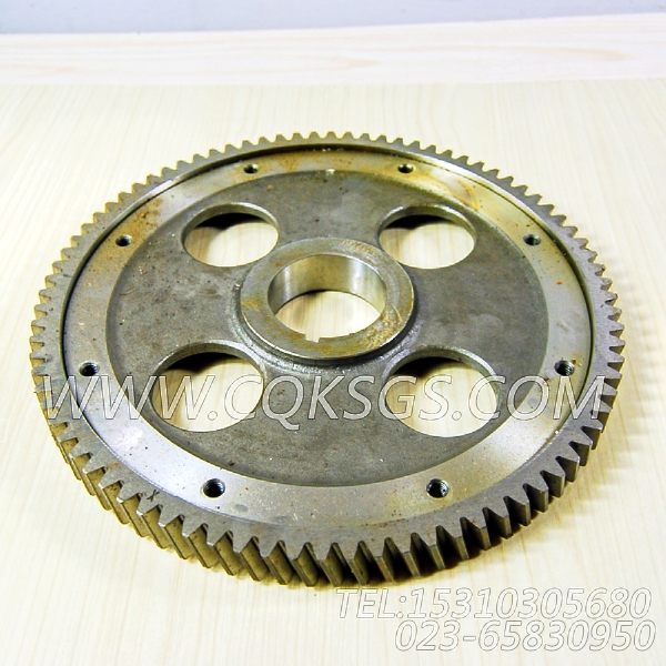 3008970凸轮轴齿轮,用于康明斯KTA19-G4发动机性能件组,【动力电】配件-0