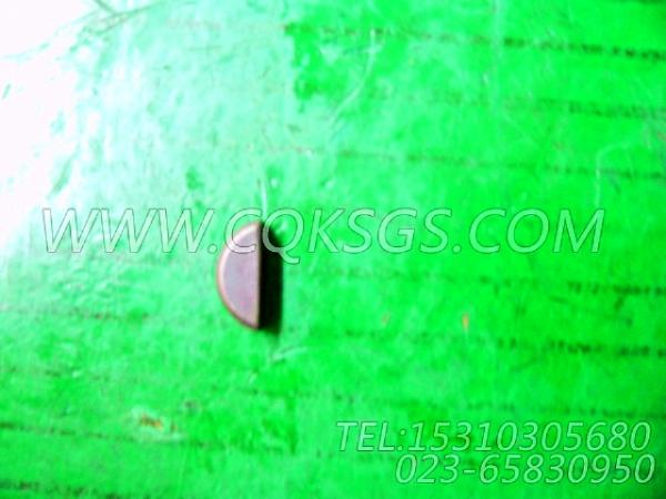3009953半园键,用于康明斯M11R-290主机性能件组,【船用】配件