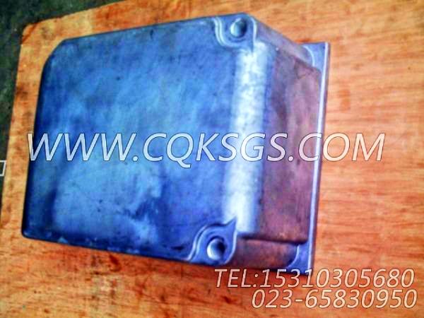 3010388摇臂室盖,用于康明斯KTA19-C525动力曲轴箱通风位置组,【工程机械】配件-0