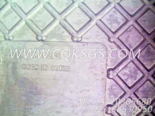 3010388摇臂室盖,用于康明斯KTA19-G2主机曲轴箱通风位置组,【发电机组】配件-2