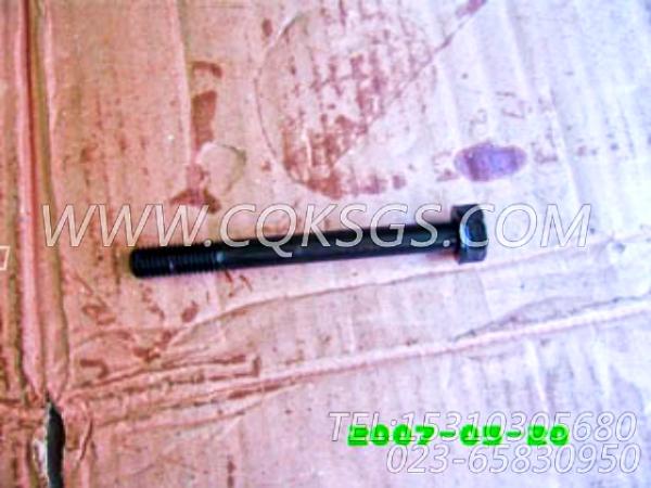 3010589带垫螺栓,用于康明斯NT855-P250动力基础件(船检)组,【应急水泵机组】配件-1