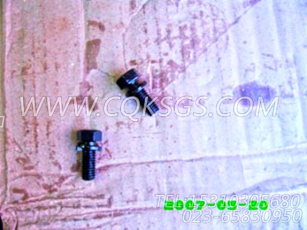 3010595带垫螺栓,用于康明斯NTA855-G1发动机出水管联接组,【发电机组】配件-1