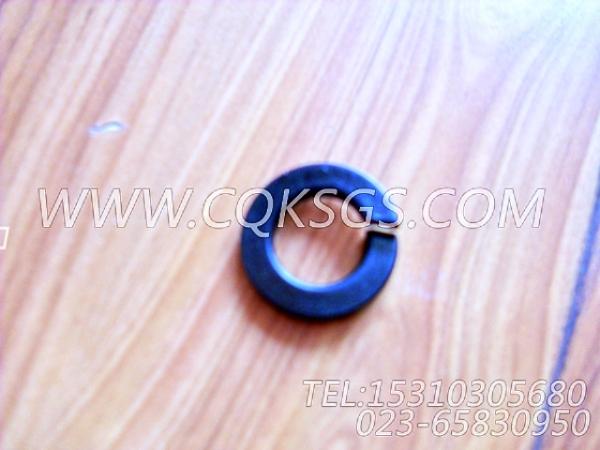 S604弹簧垫圈,用于康明斯KTA38-G5发动机机油吸油管组,【电力】配件-1