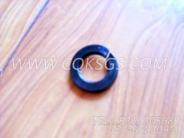 S604弹簧垫圈,用于康明斯KTA38-G5发动机机油吸油管组,【电力】配件-2