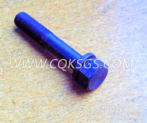3012468带垫螺栓,用于康明斯NTA855-G4发动机基础件组,【柴油发电】配件-2