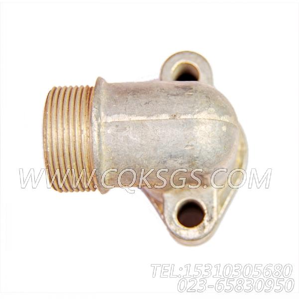 3012527吸油接头,用于康明斯NTA855-C360动力机油盘组,【XZ680定向钻机】配件-0