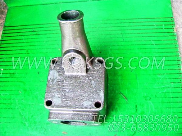 3013612节温器壳,用于康明斯NT855-C280柴油发动机节温器密封圈90组,【冷再生机】配件