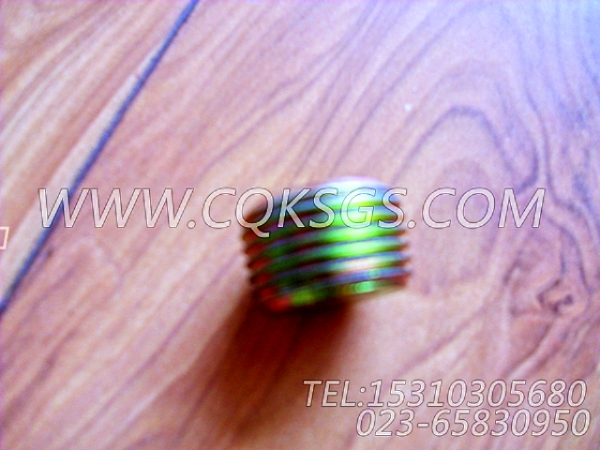 3013786管塞,用于康明斯KTA38-C1200柴油发动机前齿轮室组,【供液泵车】配件-1