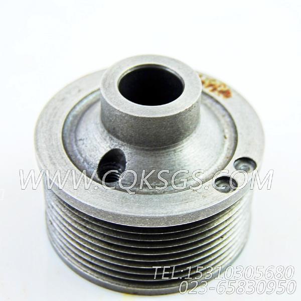 3014711发电机皮带轮,用于康明斯KTA38-G5-800GF主机充电机安装组,【发电用】配件-1