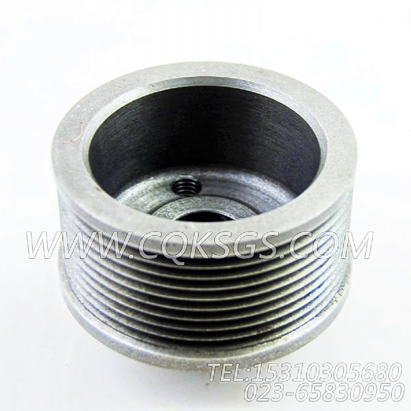 3014711发电机皮带轮,用于康明斯KTA38-G5-800GF主机充电机安装组,【发电用】配件-0