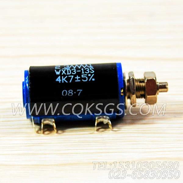 3015105电位器,用于康明斯NTA855-G2主机仪表板组,【动力电】配件-1