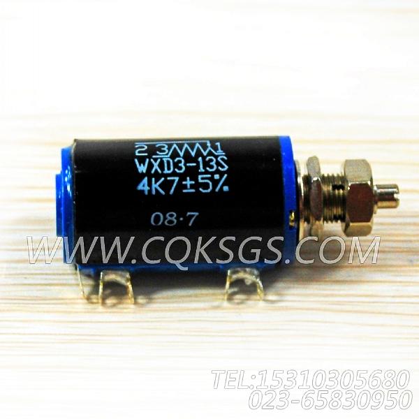 3015105电位器,用于康明斯NTA855-G2主机仪表板组,【动力电】配件-2