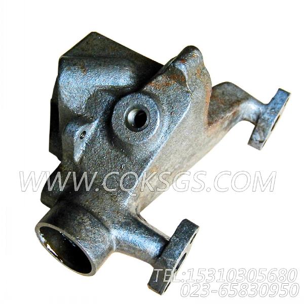 3015114前出水管,用于康明斯NTA855-C360发动机出水管组,【固井水泥车】配件-0