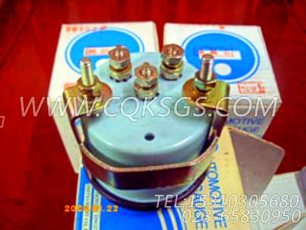 3015233温度表,用于康明斯NT855-P300柴油机仪表板组,【应急水泵机组】配件