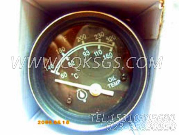 3015233温度表,用于康明斯NTA855-G2柴油机仪表板组,【柴油发电】配件-0