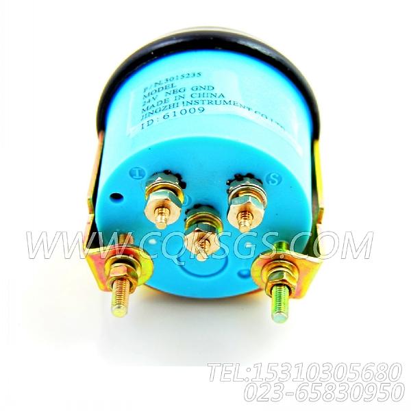 3015235电压表,用于康明斯NTA855-C400柴油机发动机散件组,【哈尔滨博威矿用自卸车】配件-0