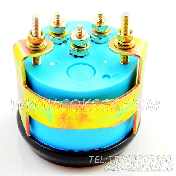 3015235电压表,用于康明斯KTA19-G3(M)柴油机仪表板组,【船舶机械】配件-1