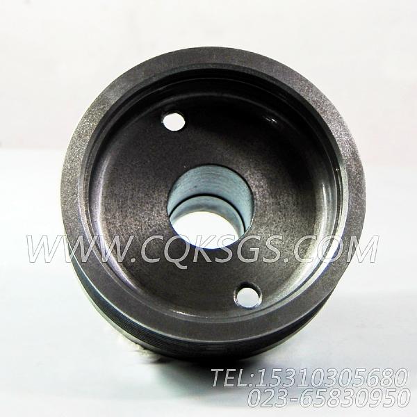 3015546附件驱动皮带轮,用于康明斯KTA38-G5柴油机附件驱动皮带轮组,【动力电】配件