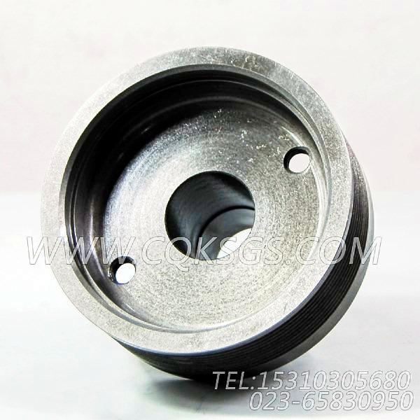 3015546附件驱动皮带轮,用于康明斯KTA38-G5柴油机附件驱动皮带轮组,【动力电】配件-1