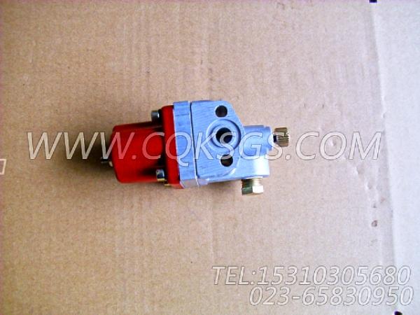 3017993切断阀,用于康明斯KTA38-G2柴油发动机切断阀组,【发电机组】配件-0