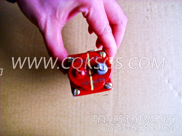 3017993切断阀,用于康明斯KTA38-G2柴油发动机切断阀组,【发电机组】配件-1