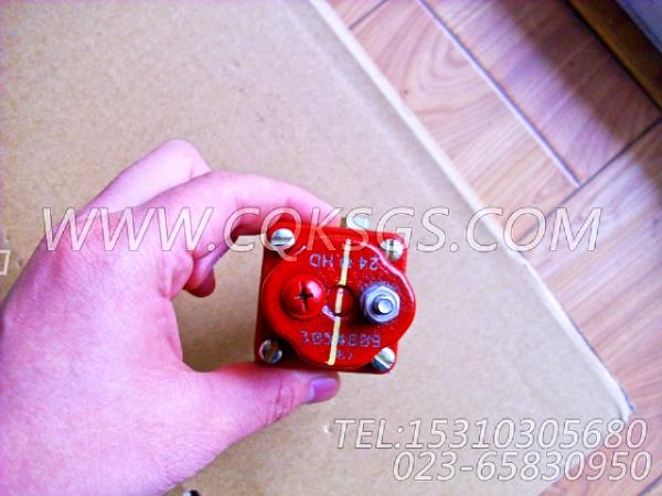 3017993切断阀,用于康明斯KTA38-G2柴油发动机切断阀组,【发电机组】配件-2