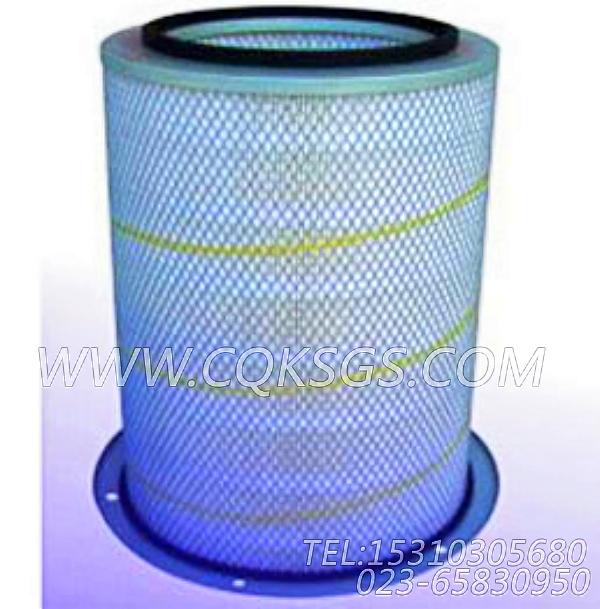 【空气滤清器滤芯】康明斯CUMMINS柴油机的3018042 空气滤清器滤芯-2