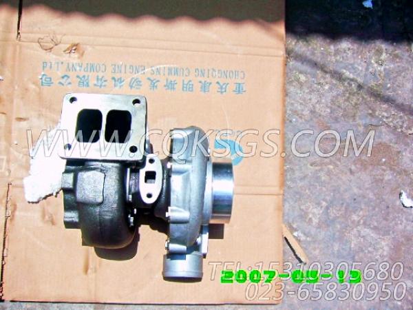3594809增压器,用于康明斯M11R-310动力增压器组,【船用】配件